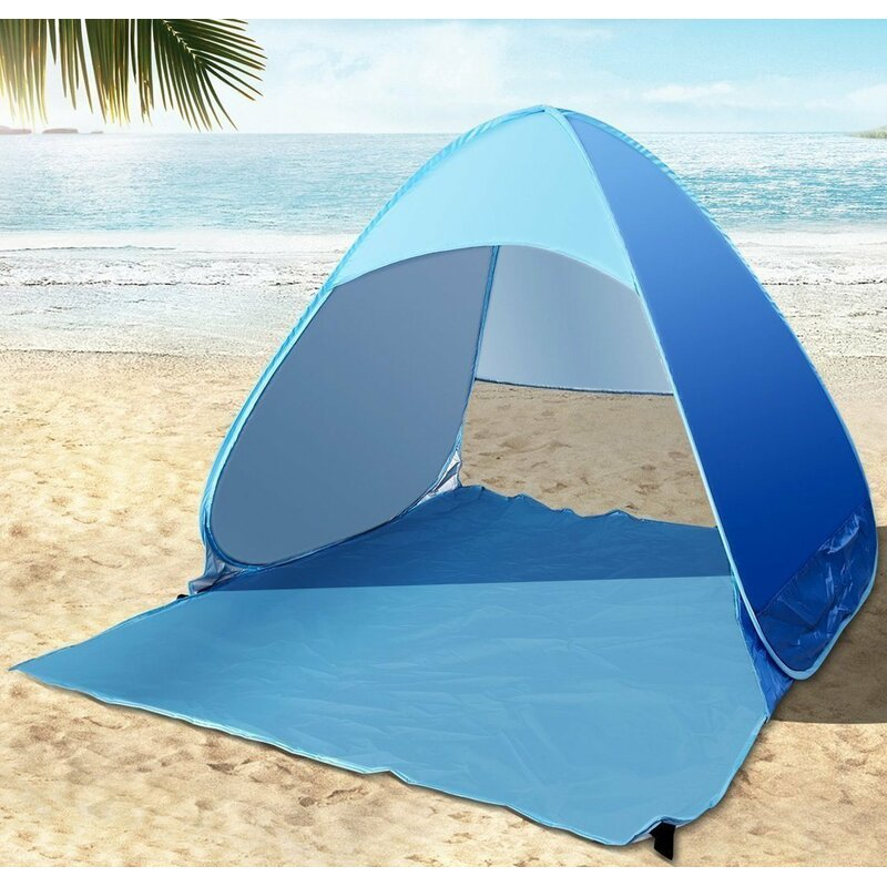 Portable 1 Person Beach Shelter