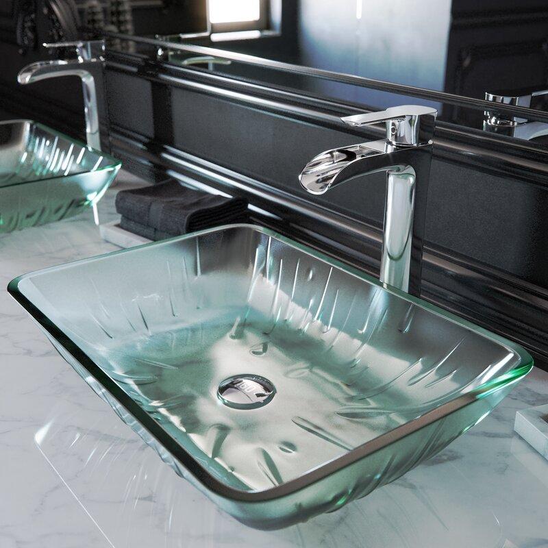 Tremendous Niko Vessel Sink Bathroom Faucet With Optional Pop Up Drain Interior Design Ideas Helimdqseriescom