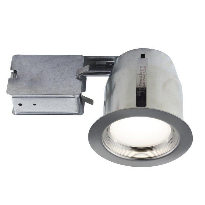 Bazz 5 led recessed lighting kit reviews wayfair 5 led recessed lighting kit aloadofball Images