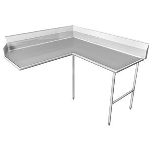 60 x 96 Clean Dishtable Dining Table