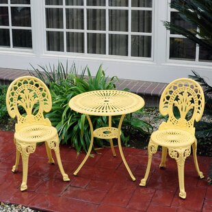 Yellow Patio Dining Sets Youu0027ll Love In 2019 | Wayfair