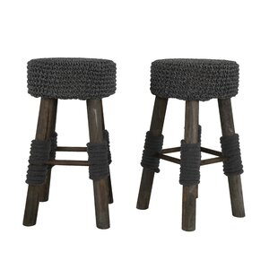 Frisbee Round Backless 23.25  Bar Stool (Set of 2)  sc 1 st  Wayfair & Round Backless Chair | Wayfair.ca