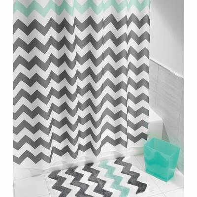 InterDesign Chevron Shower Curtain Reviews