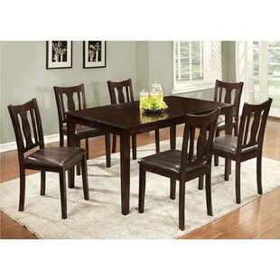 Delancey 7 Piece Extendable Dining Set