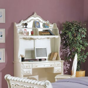 Pearl Student Desk Hutch by ACME Furniture
