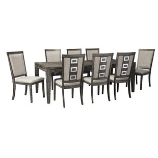 Barr 9 Piece Dining Set
