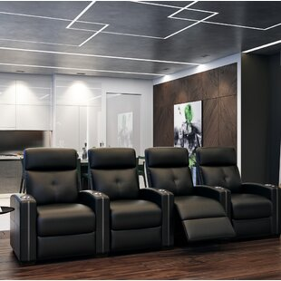 Cloud Xs850 Top Grain Leather Home Theatre Seating