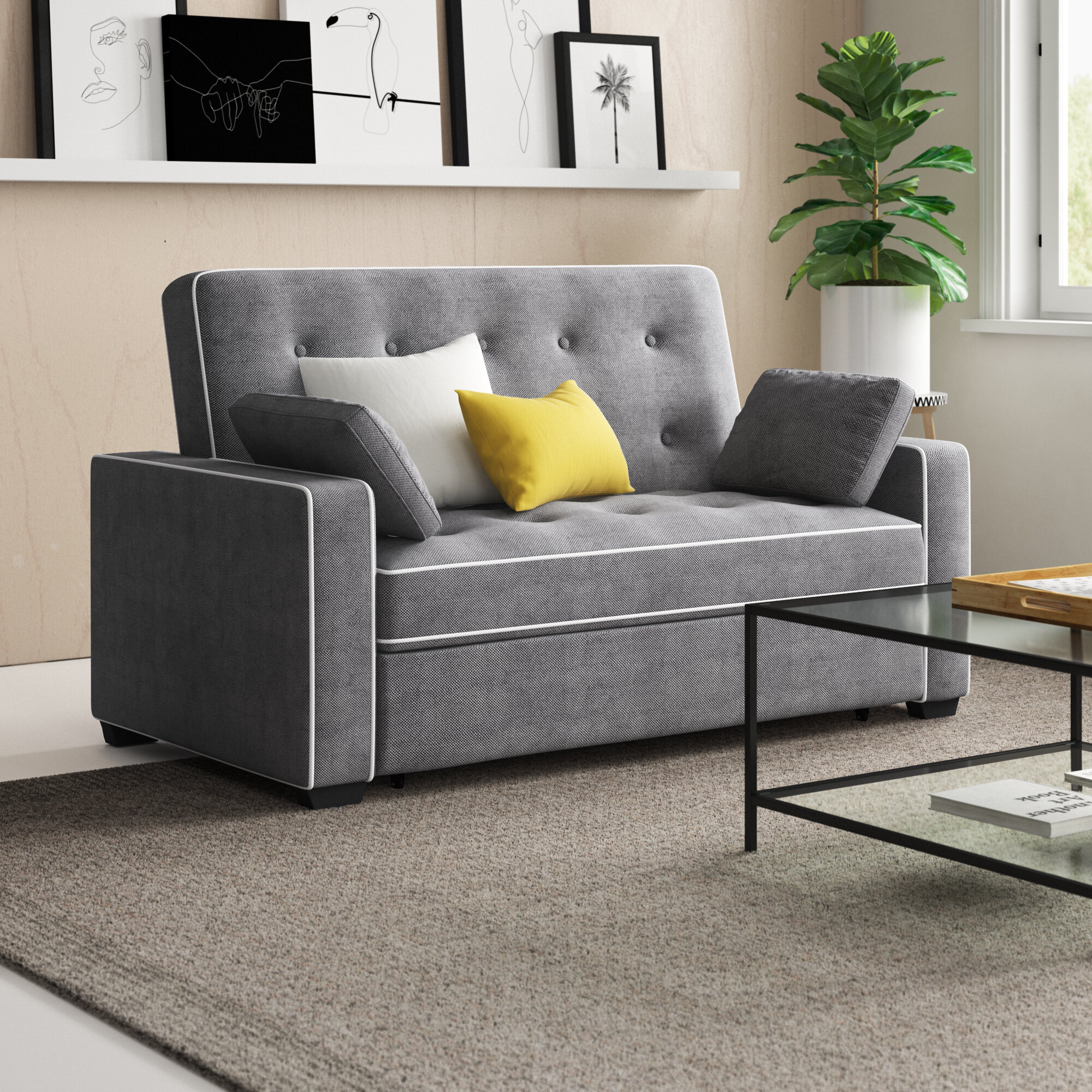Tremendous Sleeper Sofas Youll Love In 2019 Wayfair Home Interior And Landscaping Transignezvosmurscom