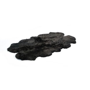 40f115239de Black Woven Rug