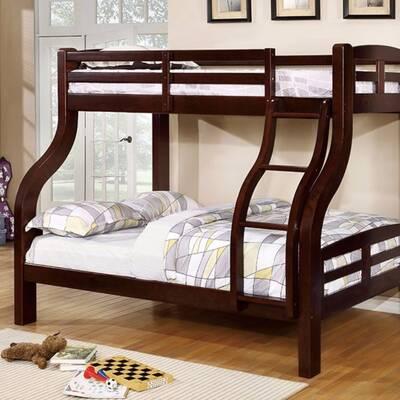 Harriet Bee San Jose Twin Full Bunk Bed Wayfair