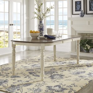 Westlund Extendable Dining Table by Three Posts
