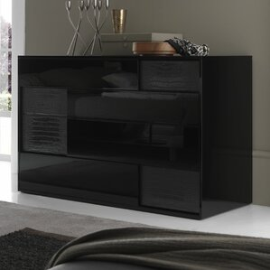 Nightfly 4 Drawer Dresser by Rossetto USA