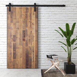 Bon Alter Reclaimed Solid Wood Interior Barn Door