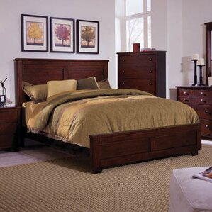 Loughran Panel Bed by Andover Mills