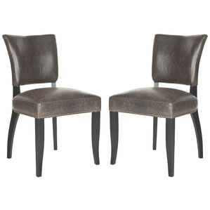 Lise Side Chair (Set of 2) by 17 Stories