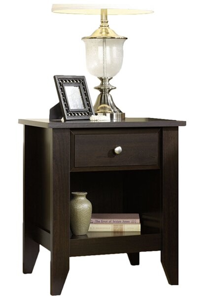 Merveilleux Andover Mills Revere 1 Drawer Nightstand U0026 Reviews | Wayfair