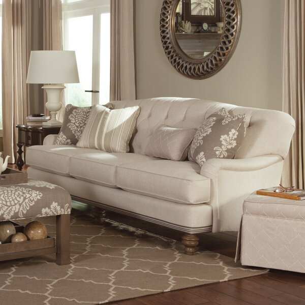 Kendall Sofa Amp Reviews Birch Lane