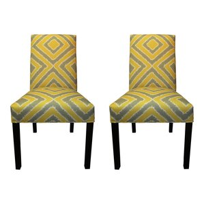 Nouveau Side Chairs (Set of 2) by Sole Designs