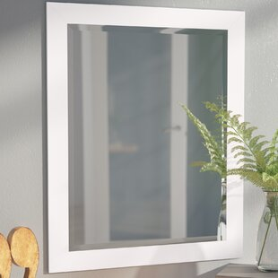 72 inch wall mirror wall mount white beveled vanity wall mirror 72 inch wayfair