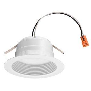 E Series Saturn LED Recessed Retrofit Downlight (Set of 6)