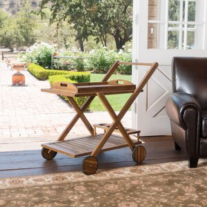 Keith Bar Cart