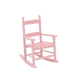 Avalos Kids Rocking Chair by Harriet Bee