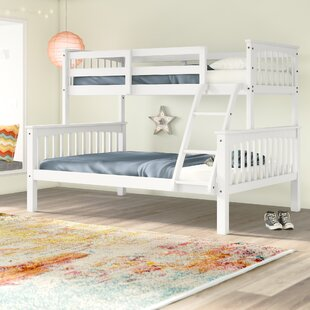 Barnese Single over Twin Bunk Bed by Just Kids