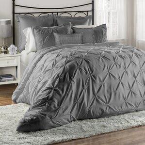 bazarus 8 piece queen comforter set
