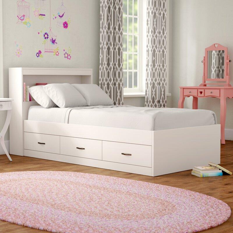 Viv + Rae Keira Platform Bed with Storage & Reviews | Wayfair
