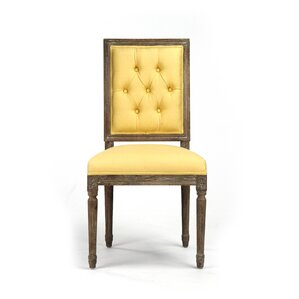 Louis Upholstered Dining Chair by Zent..