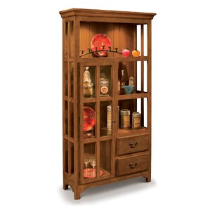 ColorTime Lighted Curio Cabinet by Philip..