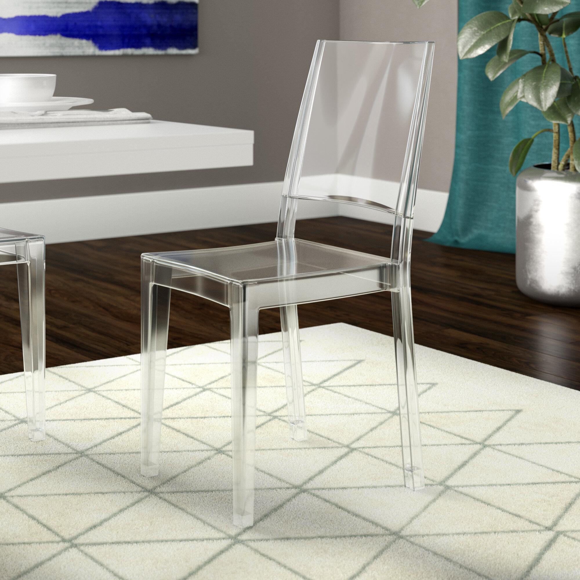 Orren Ellis Weigle Contemporary Dining Chair | Wayfair