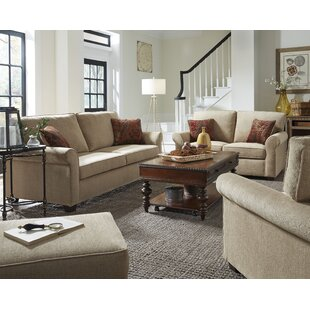 Glastonbury Configurable Living Room Set