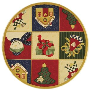 Kinchen Chirstmas Day Novelty Rug