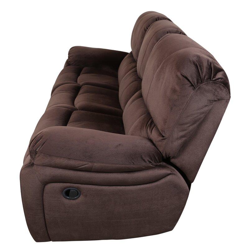 Red Barrel Studio Rashida Modern Reclining Sofa | Wayfair