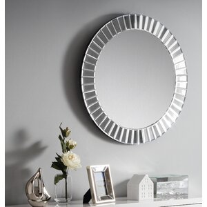 Garby Round Wall Mirror