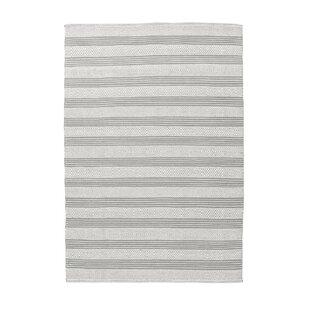 Baumwoll Teppich Gewebt alle teppiche hauptmuster gestreift wayfair de