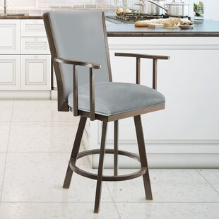 Bouchard Bar & Counter Swivel Stool