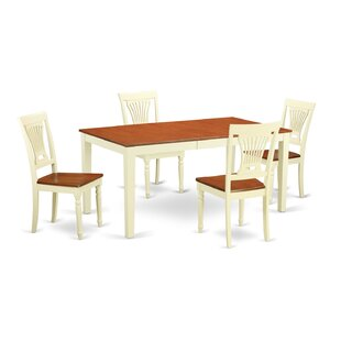 Napoli 5 Piece Dining Set