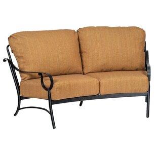 Attractive Crescent Shaped Outdoor Sofa | Wayfair KW29