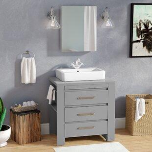 30 Inch Bathroom Vanities You Ll Love Wayfair