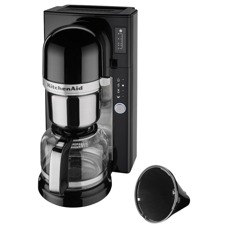 Kitchenaid Kitchenaid 8 Cup Coffee Maker Reviews Wayfair
