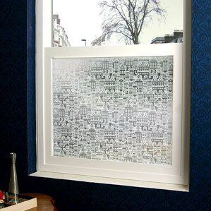 Window Film Decals Clings And Stickers Youll Love Wayfair - Window decals for home privacy
