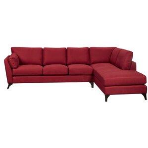Lunetta Sectional by Brent..