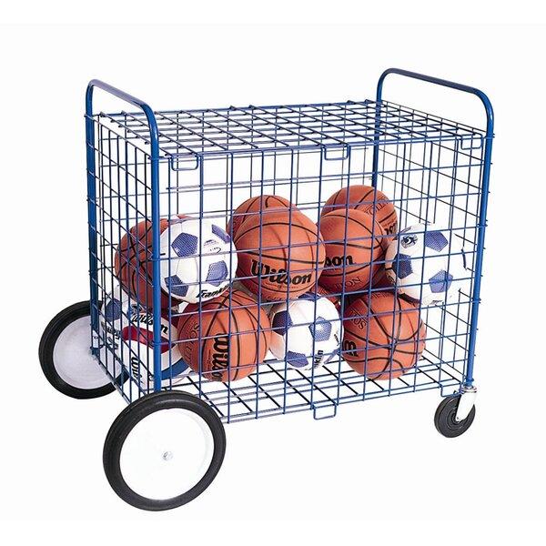 Ball Storage Carts Youu0027ll Love In 2019 | Wayfair