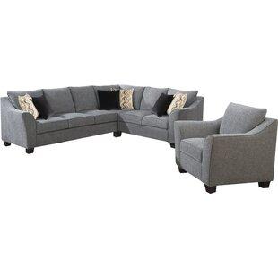 Anselme Configurable Living Room Set