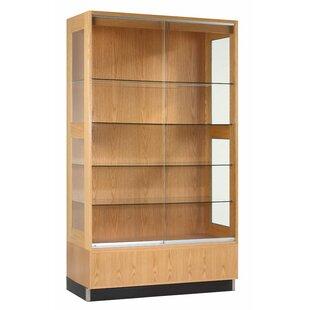 Merveilleux Tall Narrow Display Cabinet | Wayfair