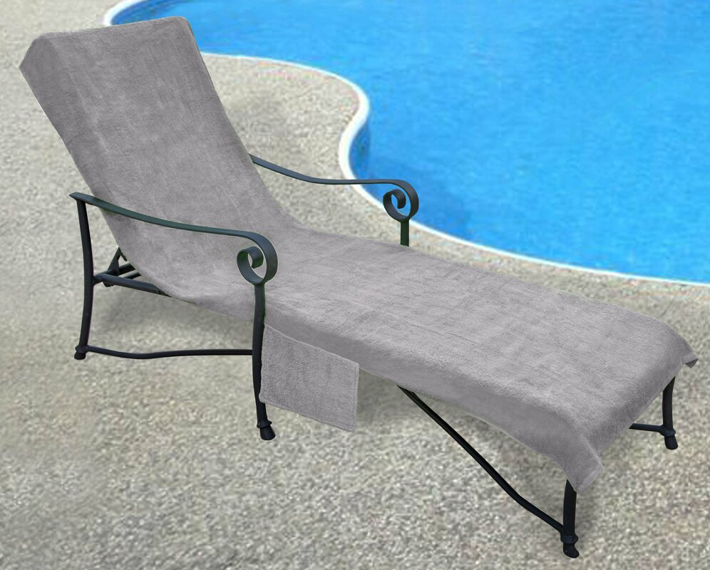 Chaise Lounge Covers Idle Waterproof Outdoor Chaise Lounge Cover