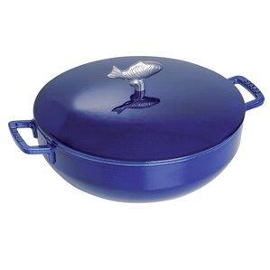 Cast Iron 5 Qt. Bouillabaisse Pot