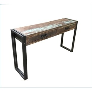 Sofa Table Metal And Wood Wayfair